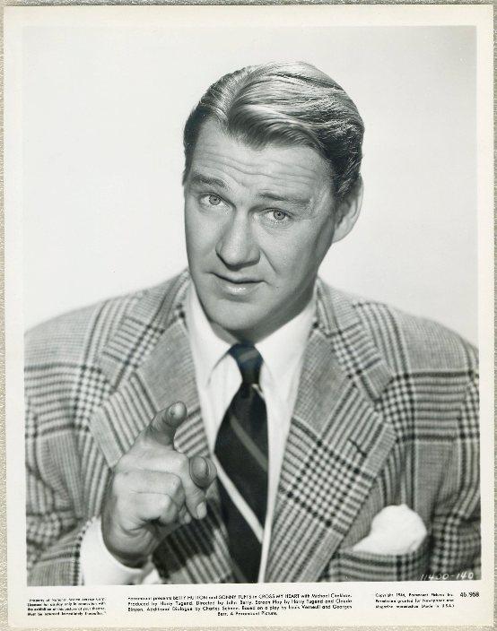 Sonny Tufts 1946 Promotional Still Photo