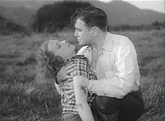 Margaret Callahan and Richard Dix