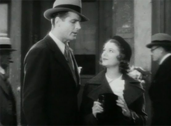 Charles Farrell and Janet Gaynor