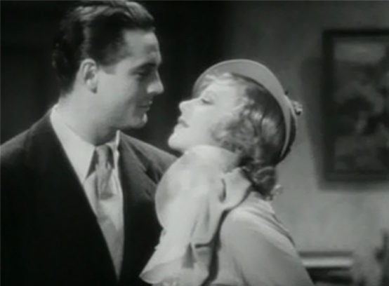 Charles Farrell and Ginger Rogers
