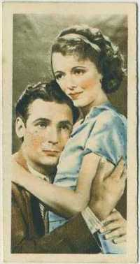 Charles Farrell and Janet Gaynor 1934 Godfrey Phillips
