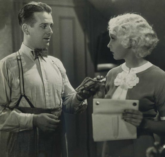 Wallace Ford and Helen Twelvetrees in My Woman