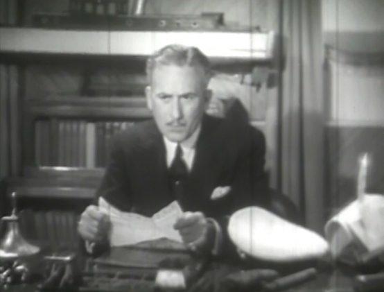 John Halliday in Terror Aboard 1933