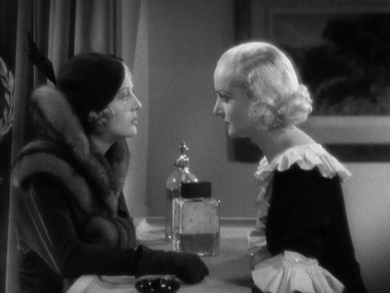 Dorothy Mackaill and Carole Lombard