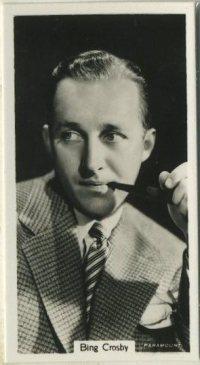 Bing Crosby 1939 RJ Lea