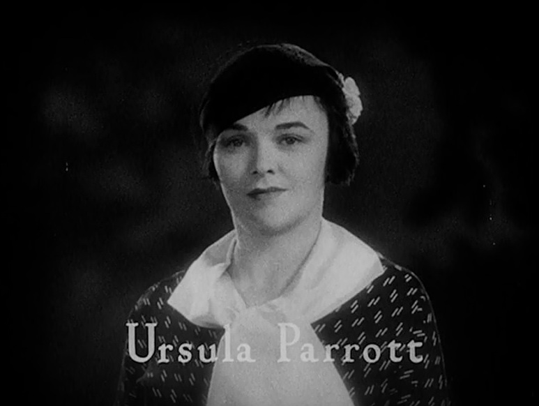 Ursula Parrott