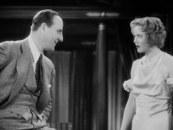 Louis Calhern and Nancy Carroll