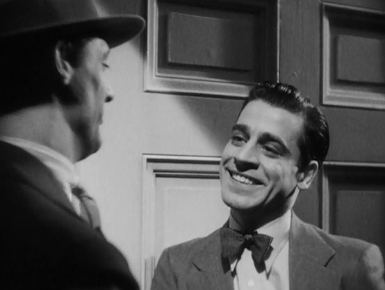 Jack La Rue and Cary Grant