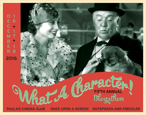 What a Character 2016 blogathon