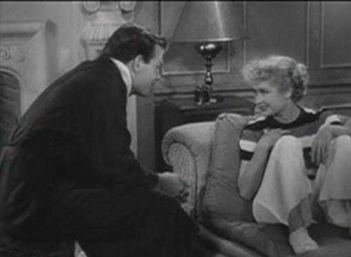 Joel McCrea and Miriam Hopkins in The Richest Girl in the World 1934