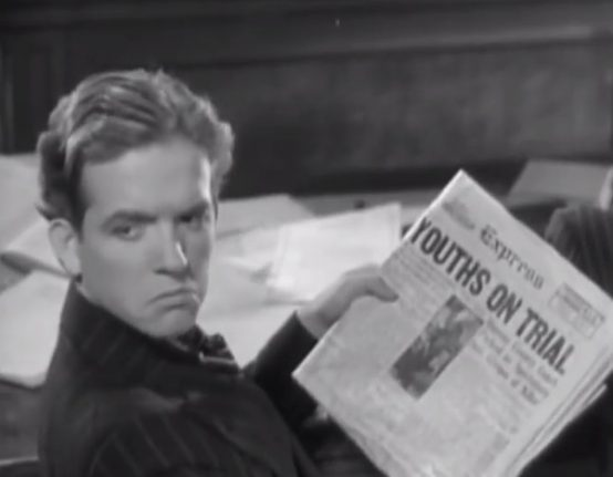 Eric Linden in Are These Our Children 1931