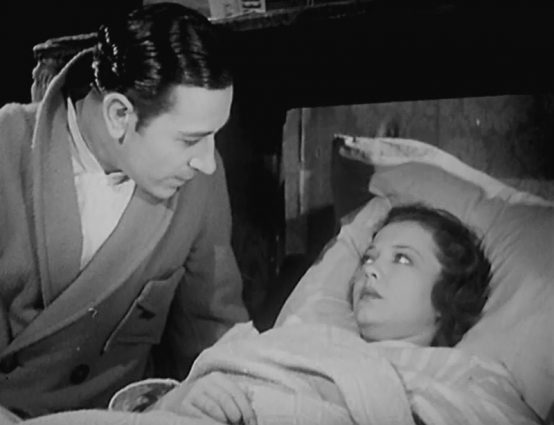 George Raft and Sylvia Sidney
