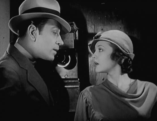 Sylvia Sidney and George Raft