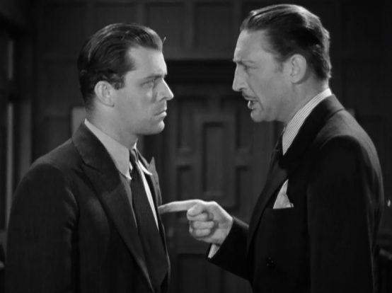 Lyle Talbot and Warren William