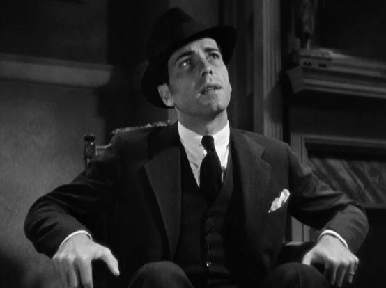 Humphrey Bogart in Three on a Match