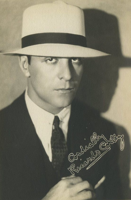 Ricardo Cortez 1920s 5x7 Fan Photo