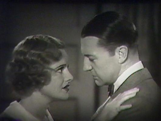Adrienne Allen and Clive Brook