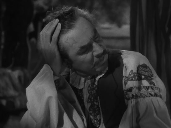 Bela Lugosi in The Wolf Man