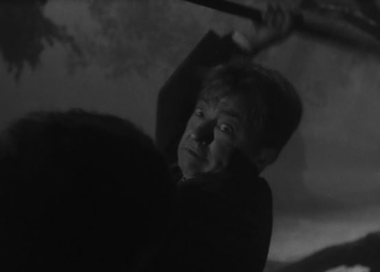 Claude Rains in The Wolf Man