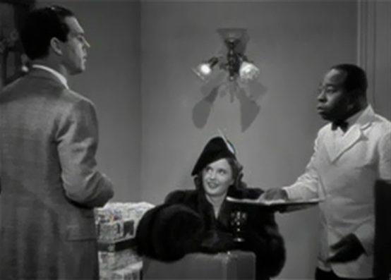 Fred MacMurray Barbara Stanwyck Fred Toones