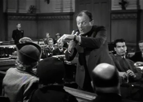 Willard Robertson in Remember the Night