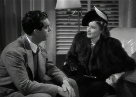 Fred MacMurray and Barbara Stanwyck
