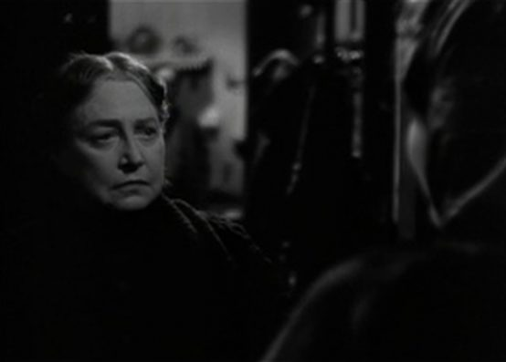 Georgia Caine and Barbara Stanwyck