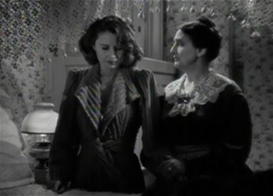 Barbara Stanwyck and Beulah Bondi