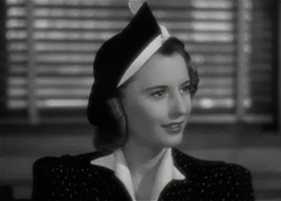 Barbara Stanwyck in Remember the Night