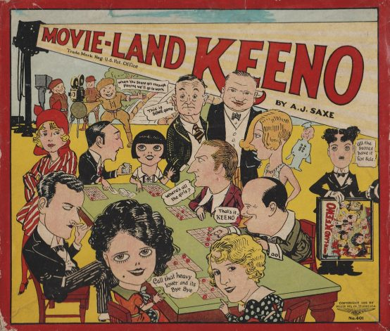 Movie Land Keeno Box Cover