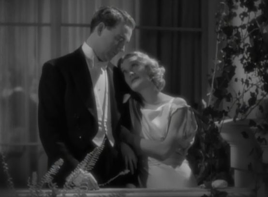 William Gargan and Miriam Hopkins