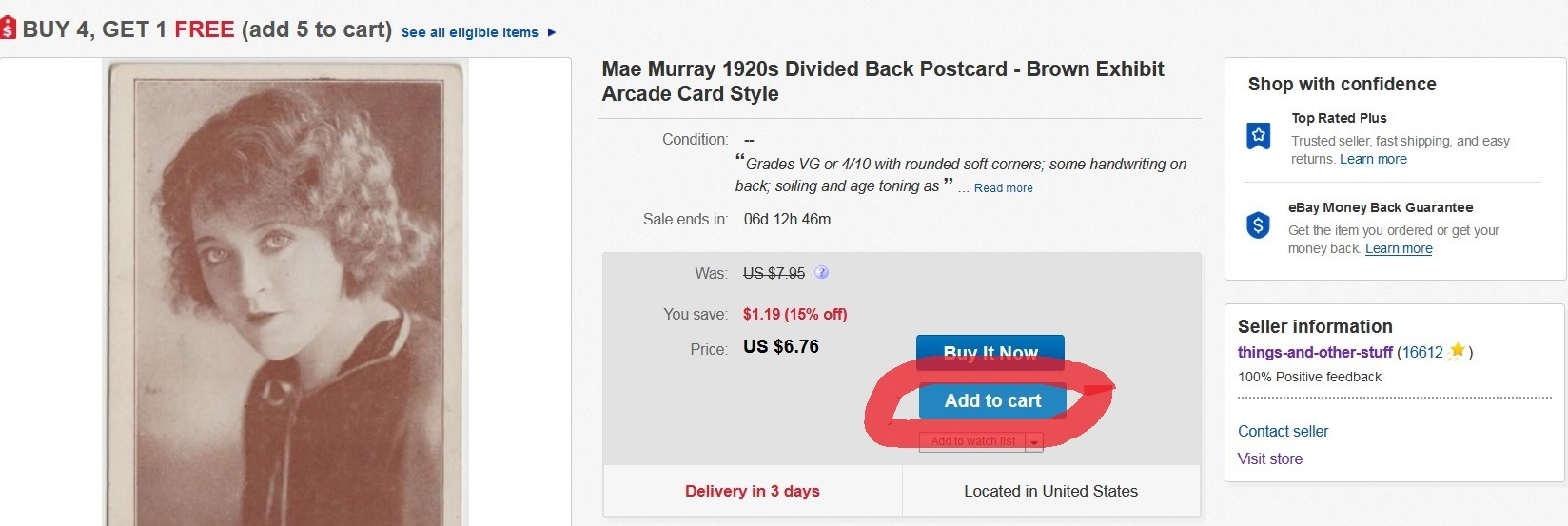 How To Buy My Ebay Items Immortal Ephemera