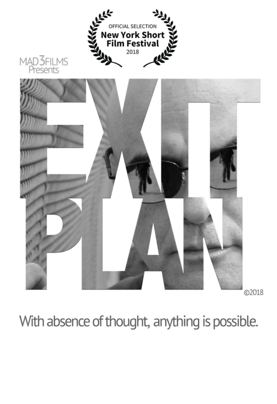 Exit Plan 2018 poster