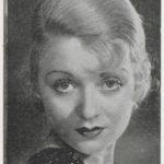 Constance Bennett 1933 Moviebook Corp trading card