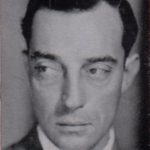 Buster Keaton 1933 Moviebook Corp of NY Trading Card