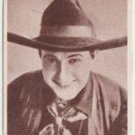 Dustin Farnum trading card