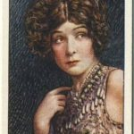 Norma Talmadge trading card