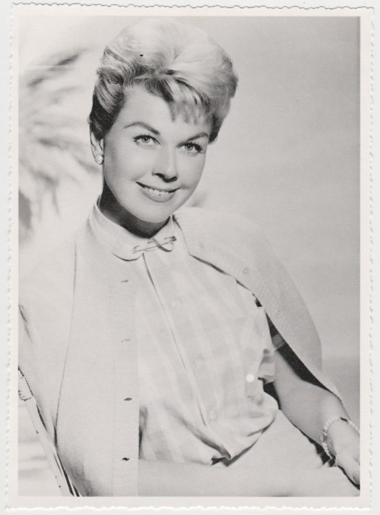 Doris Day vintage photo
