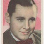 Herbert Marshall trading card