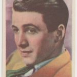 James Stewart Movie Card