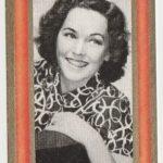 Maureen OSullivan trading card