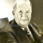Charles Coburn in promotion of The Green Years
