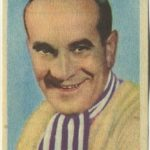 Al Jolson trading card