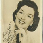 Rosalind Russell fan photo