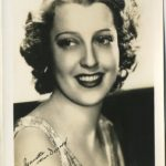 Jeanette MacDonald Real Photo Postcard