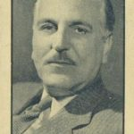 Frank Morgan trading card