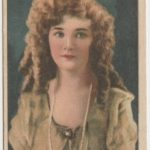 Mary Philbin trading card