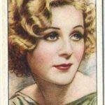 Gloria Stuart trading card
