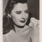 Barbara Stanwyck Real Photo Postcard
