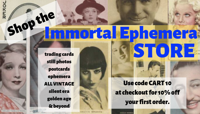 Immortal Ephemera Store